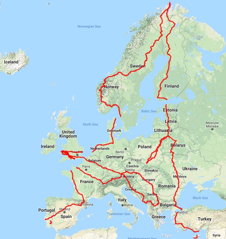 Europe part 2